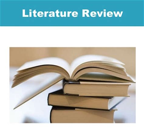 Ratio Analysis on Literature of Review - 9429 Words Bartleby